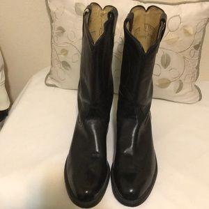 Texas Cowboy boots! 9D